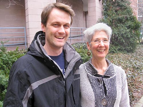 John Stinchcombe & Johanna Schmitt Toronto April 2013